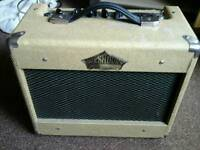 Rare washburn south side guitar amp pure blues rory gallagher