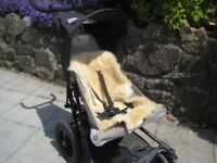 Micralite Toro Stroller. Pushchair, buggy. Excellent condition from smoke and pet free home