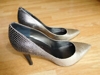 Nine west leather hills in excellent condition UK size: 6.5 (39.5).