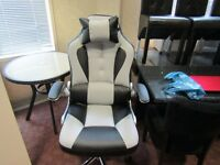 homekraft executive leather chair