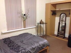 1 BedStudio Apartment/ Bedsit FREE Wifi/Water/C.Tax/Parking/Furnished & TV all From £80 P.W.