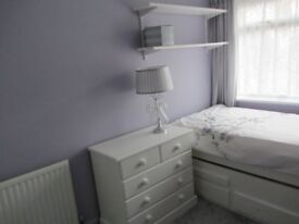 Newly decorated room