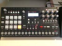 Elektron Rytm drum machine and sampler in mint condition
