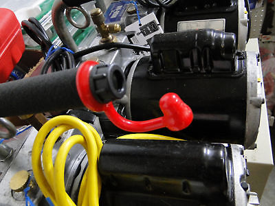 Vacuum Pump Exhaust Plug Jb Vacuum Pumps 38 Dv-ep6