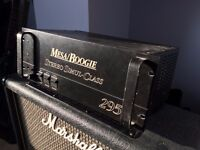 Mesa Boogie Stereo Simul-Class 295 Power Amp