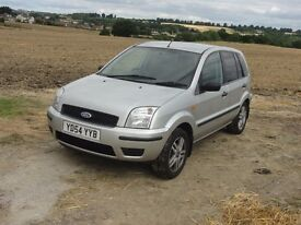 Ford Fusion diesel...60mpg...£30 per year tax loads of MOT