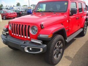 2018 Jeep Wrangler Unlimited Sahara JL