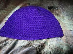 Purple Toque