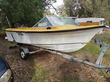 North Shore 14ft Runabout Lake Clifton Waroona Area Preview