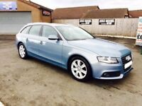 Audi A4 Avant SE 2.0 TDI - in superb condition – MOT'd until May 2018