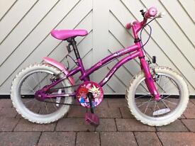 "Apollo Popstar girls bike 16"""