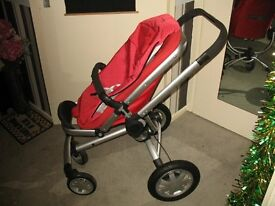 Pram/Stroller Quiney Buzz Pram /Stroller plus all accesories