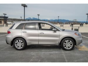 2011 Acura RDX Technology Package SH-AWD TURBO ONLY 77,000KM