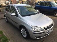 Vauxhall Corsa 1.8 SXi 1796 cc 2006 GREAT VALUE LOW MILEAGE