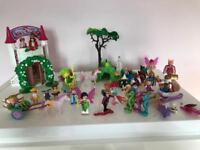 Playmobil enchanted