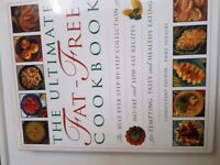Fat Free cookery book