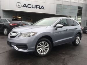 2016 Acura RDX TECH | NAVI | OFFLEASE | 2.9% | 290HP | AWD | V6