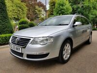 WOLKSVAGEN PASSAT 2.0 TDI HIGHLINE FULL SERVICE HISTORY CAMBELT KIT DONE LEATHER SEATS HEATED SEATS