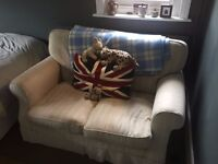 Laura Ashley sofa recently cleaned