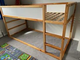 IKEA Kura mid sleeper cabin bed