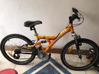 Stream 6600 Junior Mountain Bike Bicycle £40