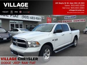 2013 Ram 1500 SLT|4X4|Bluetooth|XM|SprayLiner