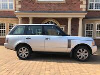 2006 55 Land Rover Range Rover Vogue HSE Top Of The Range 4.4 V8 Petrol 90k FSH 2 Owners From New!