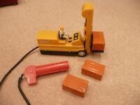Hercules Fork Lift Truck - battery toy