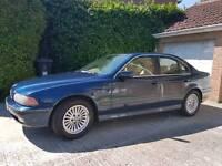 BMW 528i W reg