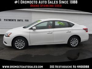 2013 Nissan Sentra 14439 KM, Like New, Well Equipped
