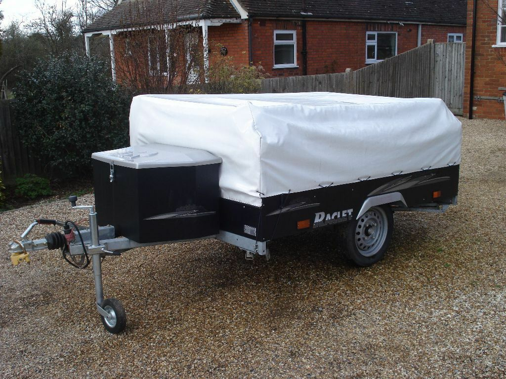 Raclet Quickstop Trailer Tent With Extras In Wokingham