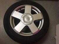 Ford Fiesta Alloy Wheel 185/55/R15