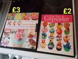 Cupcakes Decorating Books