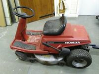 Honda 3009 Sit on Lawn mower