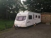 6 berth Lexon luna caravan for sale