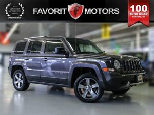 2016 Jeep Patriot, Sport/North, 2.4L 4WD HIGH ALTITUDE