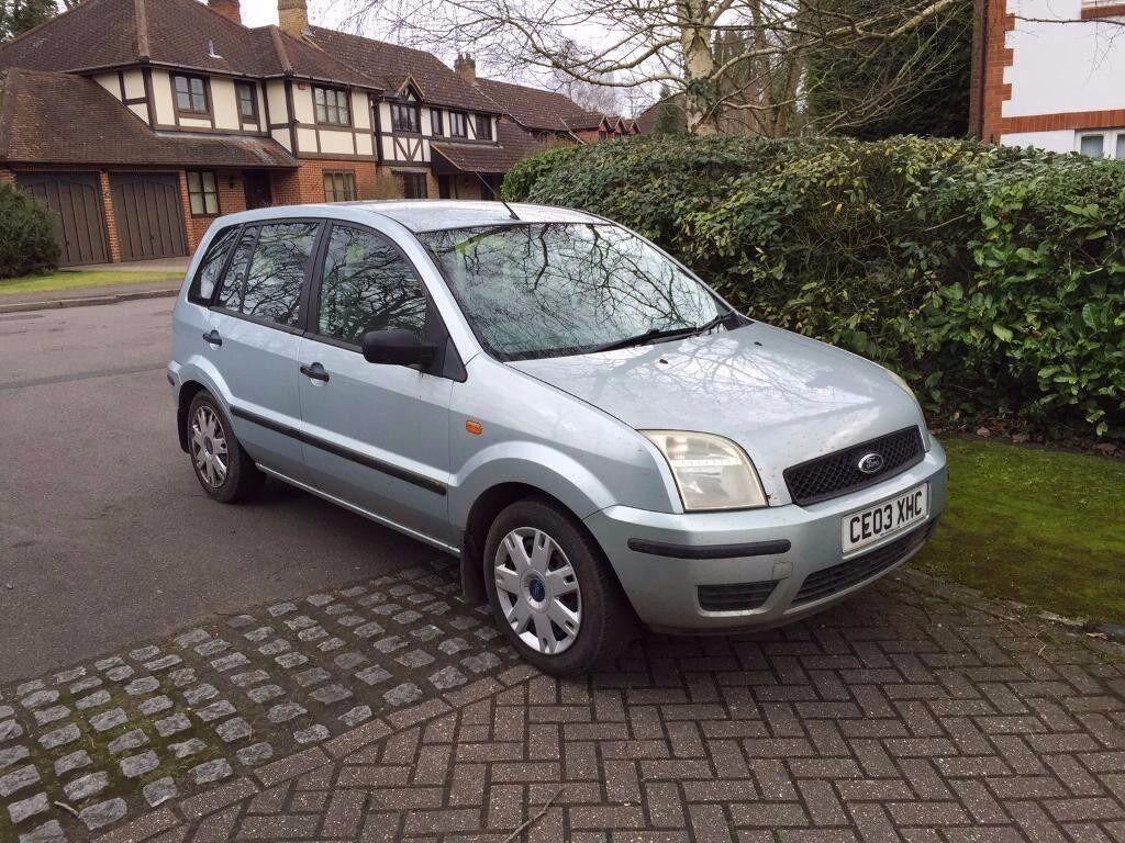 2003 ford fusion 16 litre 5dr 10 months mot