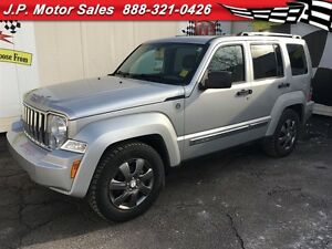 2011 Jeep Liberty Limited Edition, Automatic, Sunroof, Heated Se