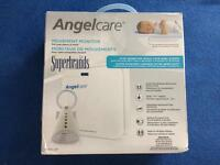 Angelcare movement monitor with 2 sensor pad
