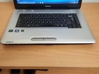 Toshiba Laptop Microsoft Windows 10 Office 4GB RAM 320GB HDD Wifi