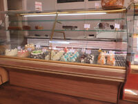 Patisserie Cake Pastry Display Fridge Serveover Counter- Tamega Frilixa 2 meter