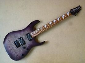 Ibanez RGRT621DPB - TPF with Ibanez case. Totally unmarked and full working order.