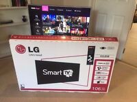 "95% NEW 42"" LG 42LB580V Smart TV"