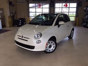 2016 Fiat 500C POP.CONVERTIBLE.AIR CLIMATISÉ.AUTOMATIQUE.