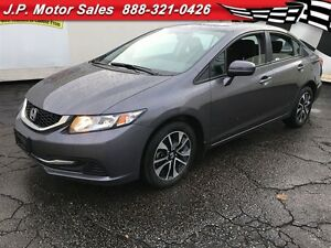 2015 Honda Civic Sedan EX, Automatic, Sunroof,