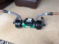 Salamander Shower Pump RSP100 Twin