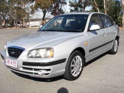 2006 Hyundai Elantra Hatchback Automatic