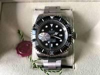 Swiss Rolex DeepSea Dweller Automatic Watch