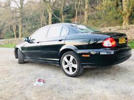 2009 Jaguar X-Type 2.2 Diesel Auto Top of the range