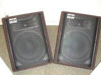 Speaker Wedge Stage Monitors